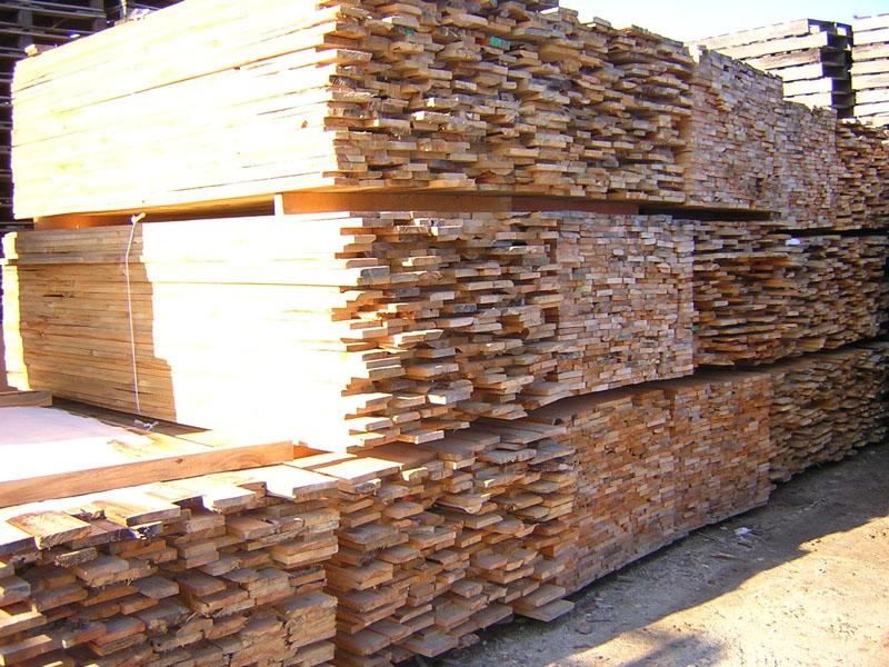 Madera para palets materiales de construcci n para la - Tamano palet europeo ...